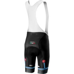 Castelli Volo Bib Shorts Men black/dusk blue